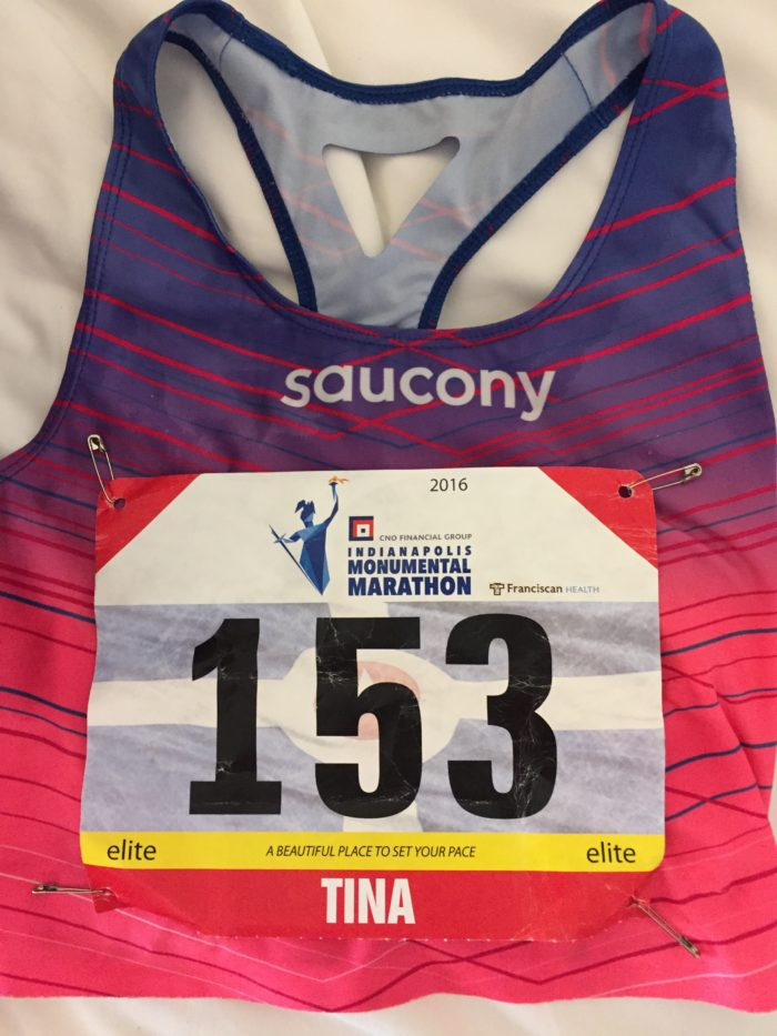 1:13 Half in Marathon Training? I'll Take it