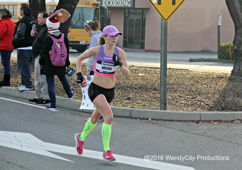 California International Marathon (2:36:39) Race Recap