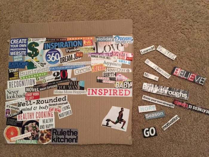 How Do You Make a Vision Board?