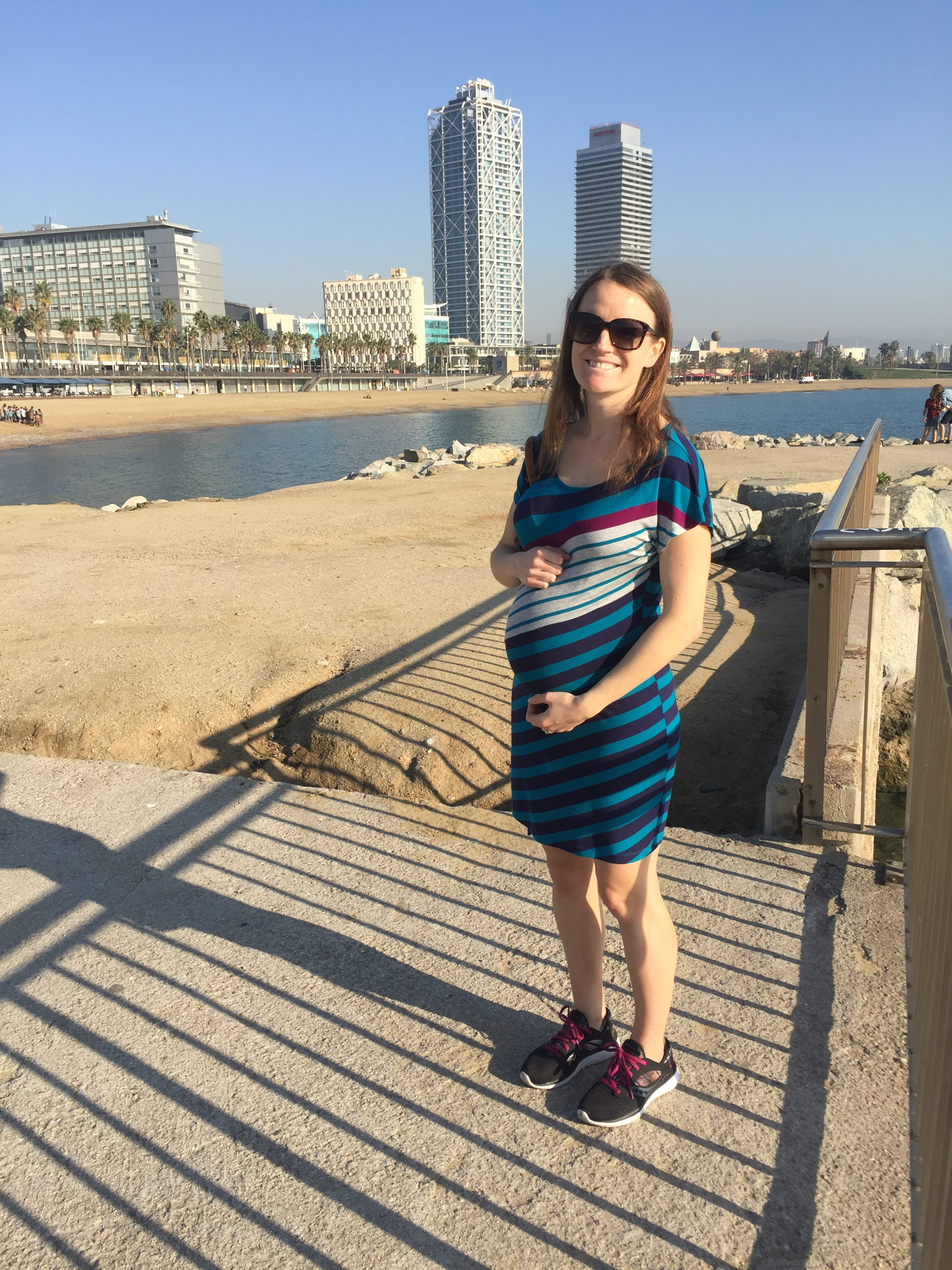 End of Second Trimester! 27 Weeks Pregnant