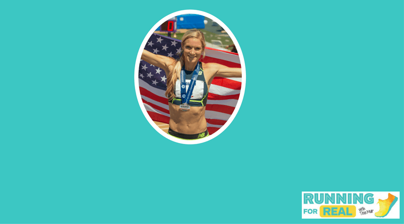 Emma Coburn: What it Feels Like When Your Dream Comes True -R4R 038