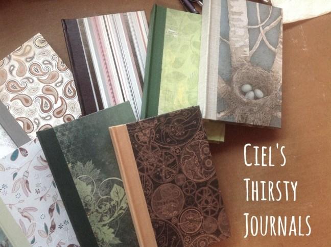 Ciel's journals
