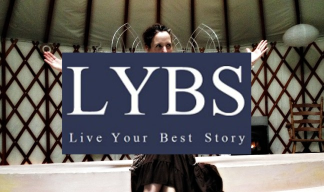LYBS sign