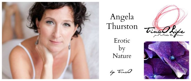 Tina Overbury Exclusive on Angela Thurston Erotic by Nature
