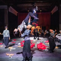 ***** Review for International Premier of Invisible Cities, adapted by Lolita Chakrabarti