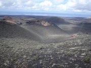 Stunning views of volcanos