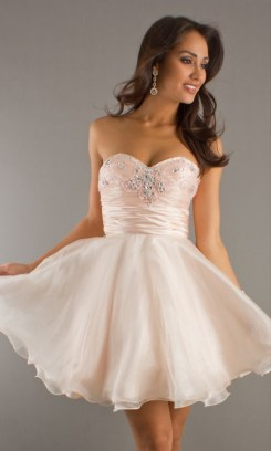 beaded-a-line-chiffon-short-prom-dresses-pd3033-1