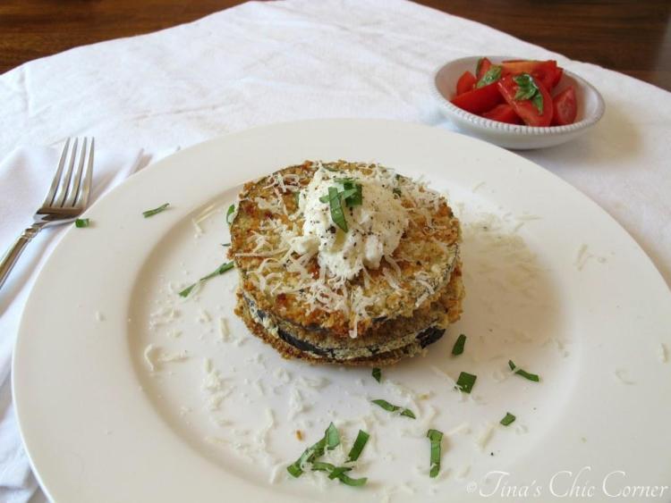 05Crispy Baked Eggplant & Ricotta Stacks