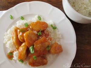 05Sweet and Sour Chicken
