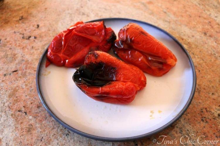 01Roasted Red Pepper Soup