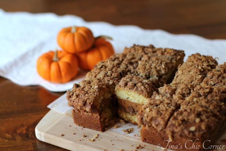 09Pumpkin Coffee Cake