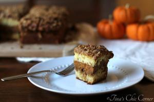 10Pumpkin Coffee Cake