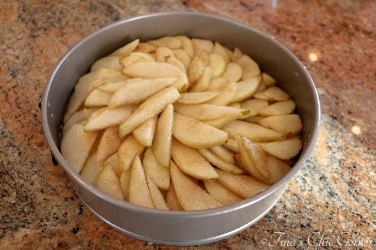 03Pear Bavarian Torte