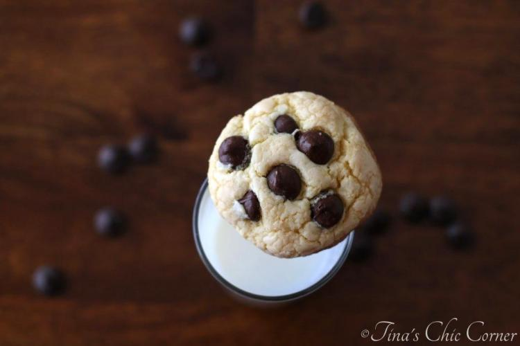 05Cake Mix Dark Chocolate Chip Cookies