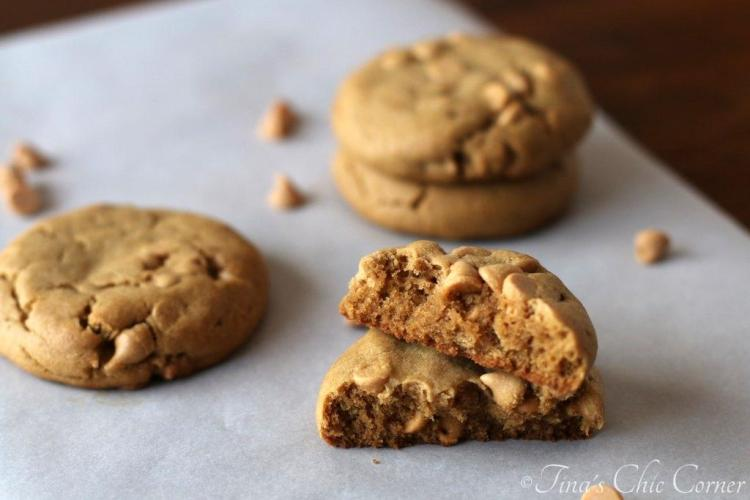 07Bakery Style XL Peanut Butter Cookies