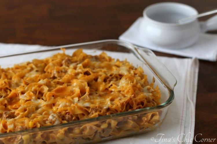 03Enchilada Pasta Casserole