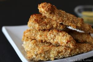 06Crispy Baked Chicken Fingers