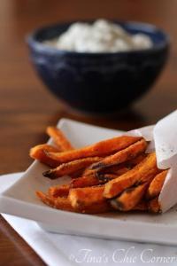 08Sweet Potato Fries