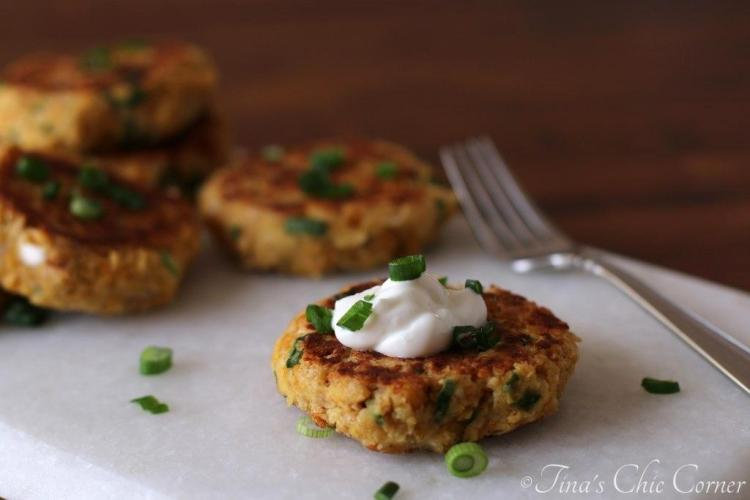 09Chickpea Cakes