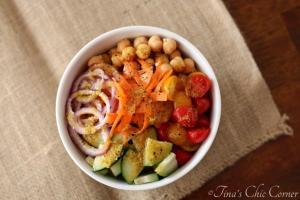 02Indian Chickpea Salad