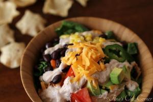 05Vegetarian Taco Salad