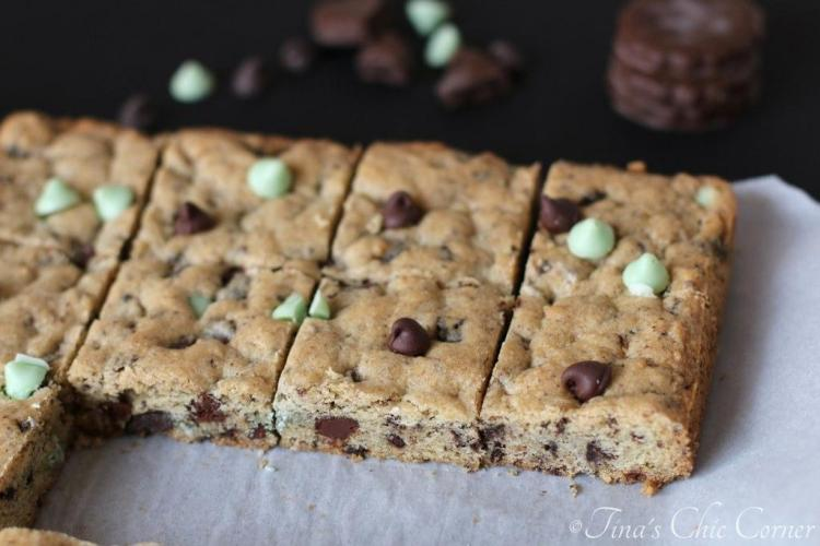 09Double Mint Cookie Bars