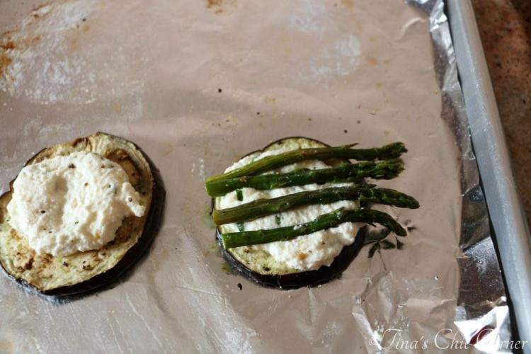 03Eggplant and Asparagus Napoleons