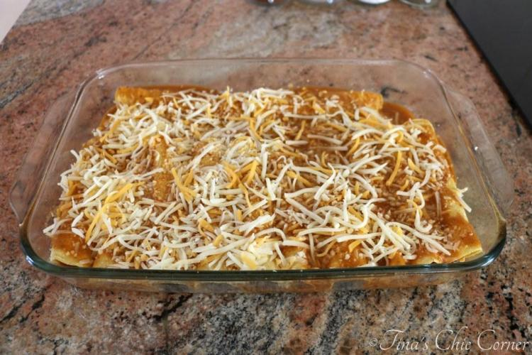 03Black Bean and Cheese Enchiladas