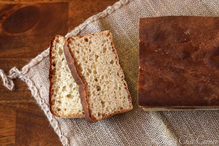 06English Muffin Bread