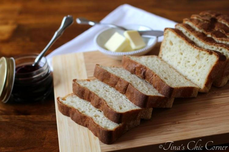 10English Muffin Bread