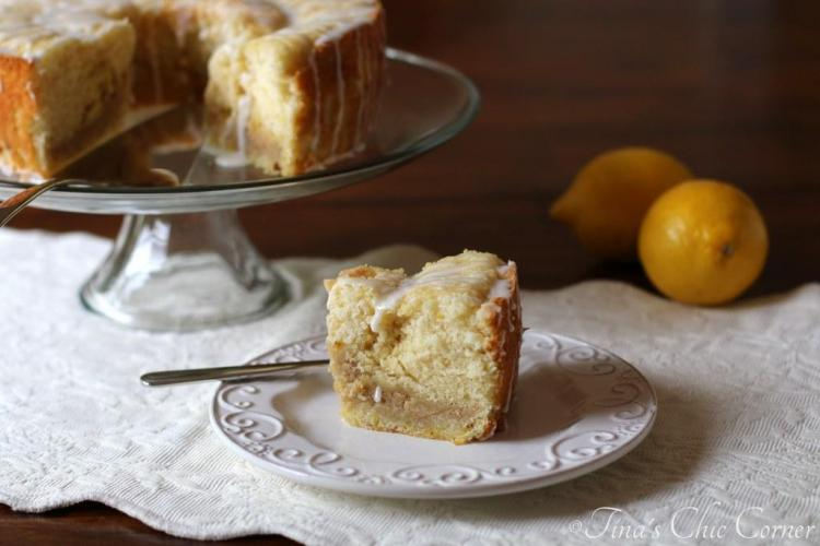 13Lemon Crumb Cake