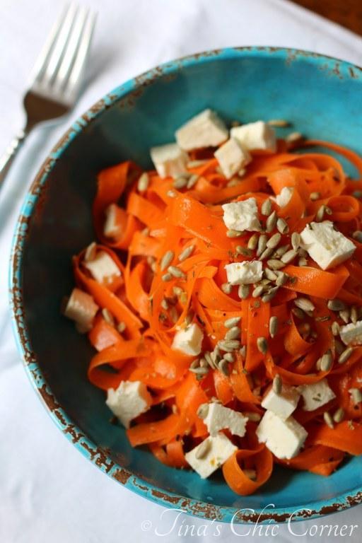 03Mediterranean Carrot Salad