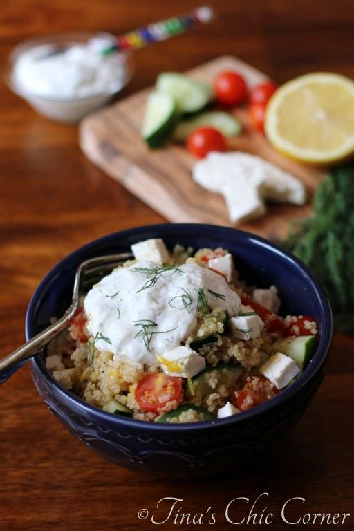 07Greek Quinoa Salad