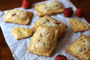 12Strawberry Hand Pies