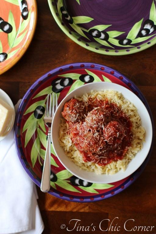 01Meatballs Baked In Tomato Sauce