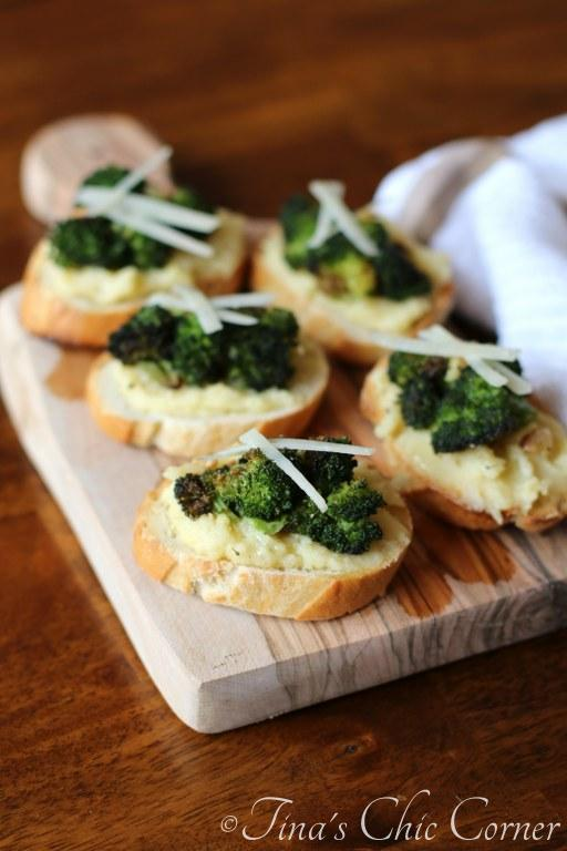 07Roasted Broccoli and Parmesan Polenta Bites