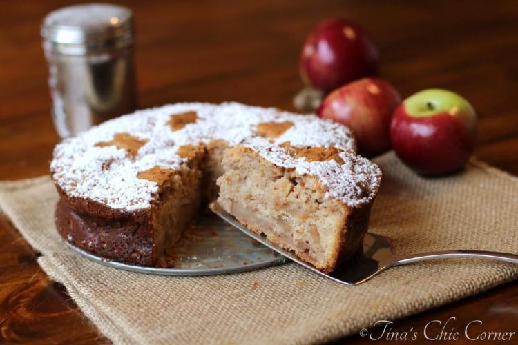 11Apple Cake