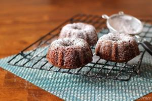 Gingerbread Bundt Cakes14