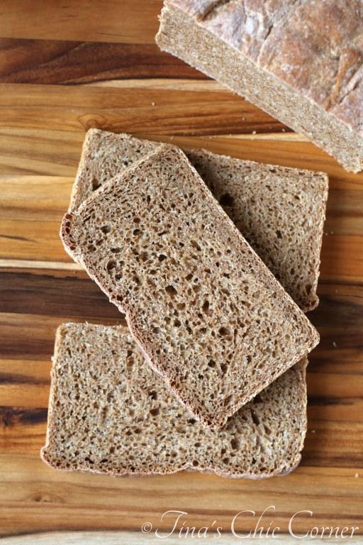 Homemade Whole Wheat Bread02