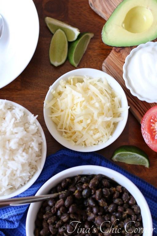 Black Bean Burrito Bowl01