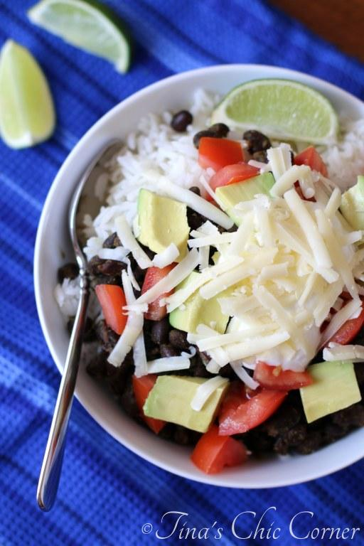 Black Bean Burrito Bowl04