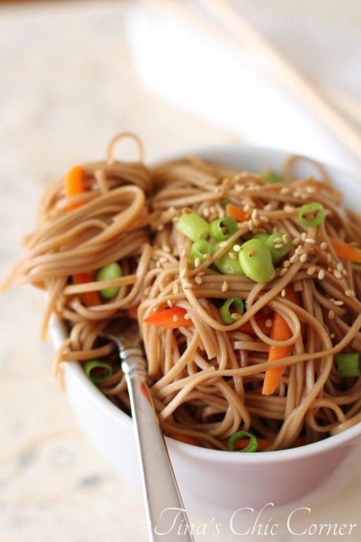 Sesame Soba with Vegetables05