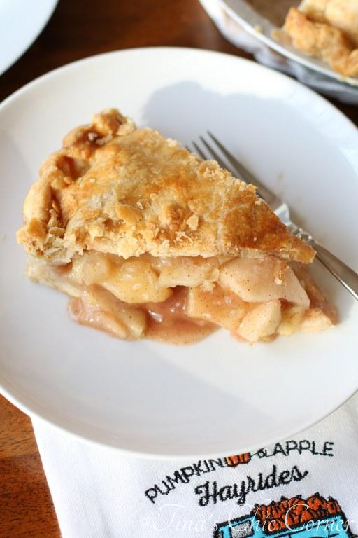 Homemade Apple Pie10