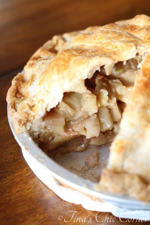 Homemade Apple Pie13