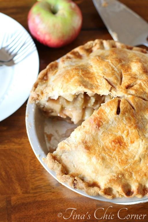 Homemade Apple Pie14