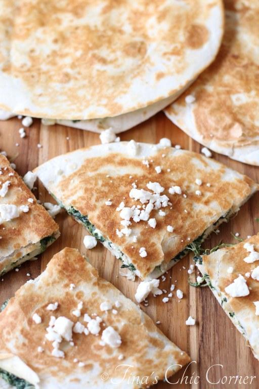 Spinach Pie Chicken Quesadillas05