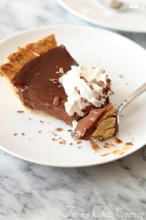 Chocolate Pie12