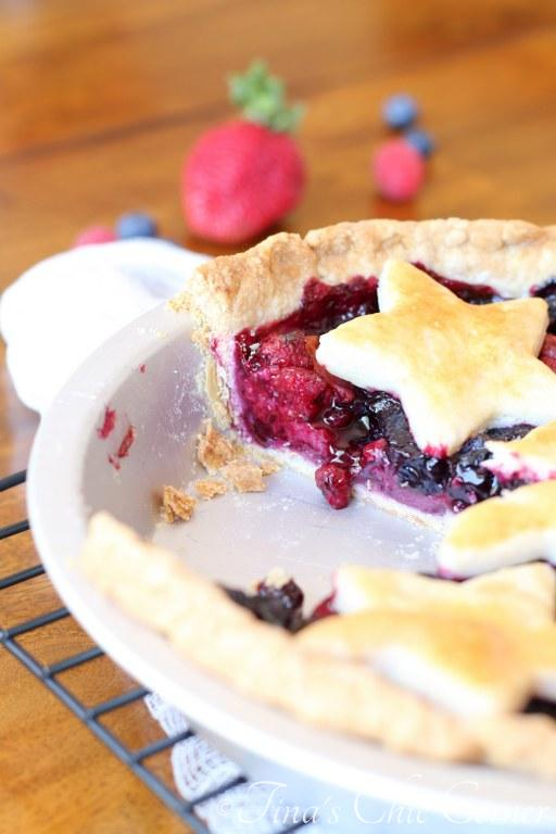 Triple Berry Pie10