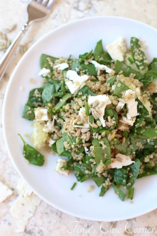 Cucumber Quinoa Spinach Salad03