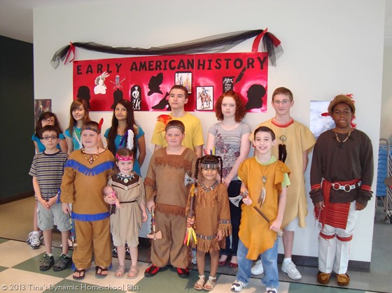 early american history homeschool